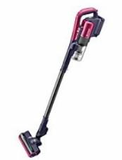 シャープ 充電式スティック&ハンディクリーナー(自走パワーブラシ) ピンク系【掃除機】SHARP RACTIVE Air(ラクティブ エア) EC-AR2S-P