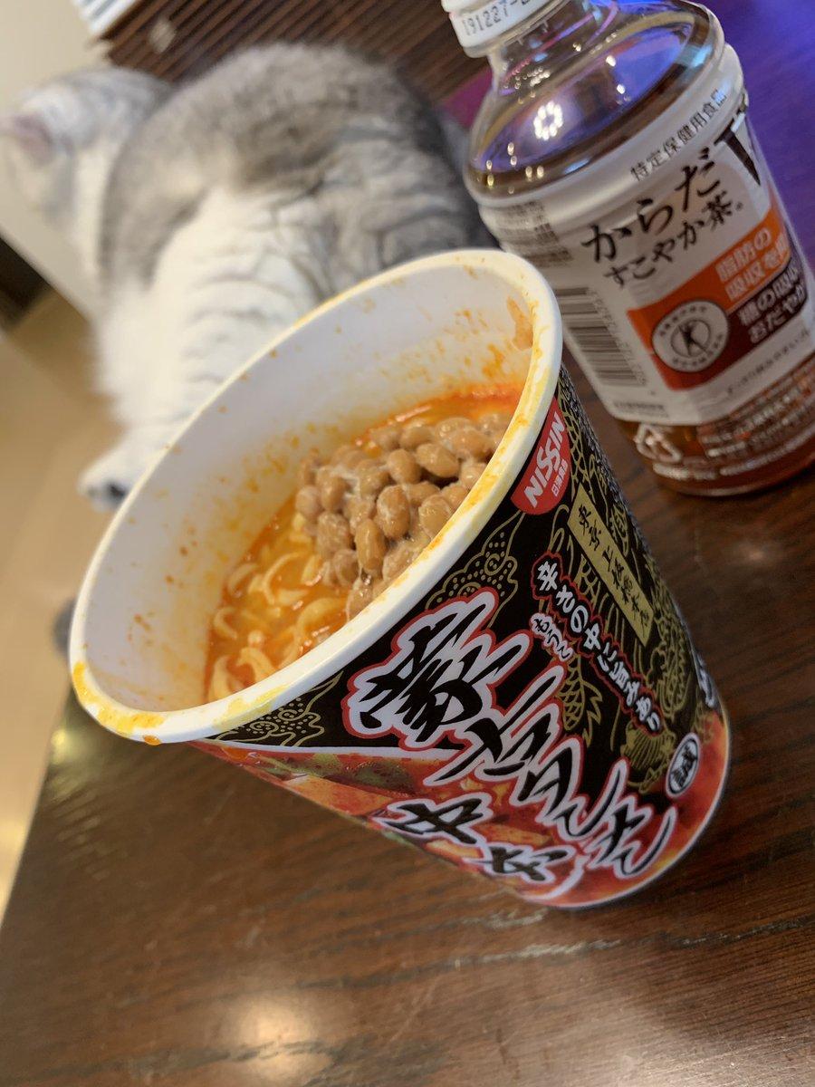 指原莉乃、納豆、カップ麺