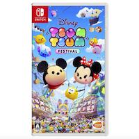 ツムツムフェスティバルセット限定特典「ジュディ」Nintendo Switch