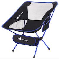 Moon Lence アウトドアチェア 折りたたみ コンパクト 超軽量 キャンプ椅子 イス 収納バッグ付き ハイキング お釣り 登山 耐荷重150kg