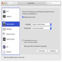Mac miniは音声で指示を出すことにしました