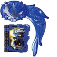 仮面ライダーセイバー水勢剣流水エンブレムの最安値