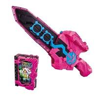 仮面ライダーセイバーの変身聖剣 DX音銃剣錫音