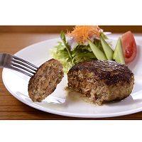 格之進白格ハンバーグの種類と国産黒毛和牛セット